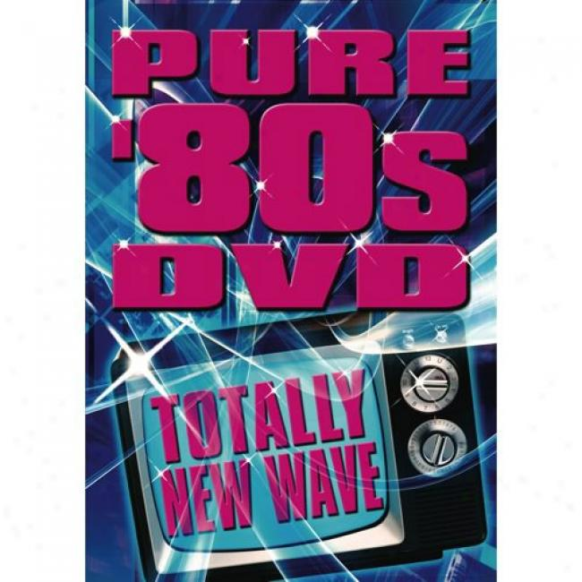 Pure '80s Dvd: Totally Just discovered Wave (music Dvd) (amaray Case)