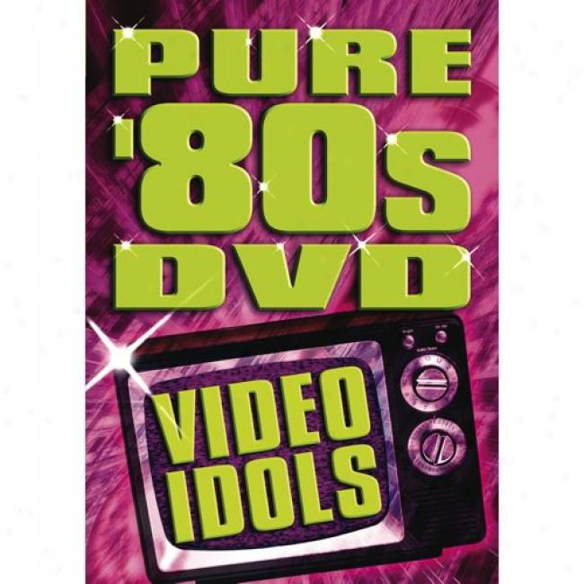 Pure '80s Dvd: Video Idols (music Dvd) (amaray Case)