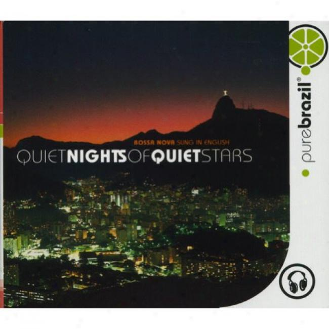 Pure Brazil: Quiet Nightq Of Quiet Stars (dii-pak)