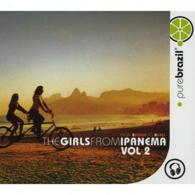 Pure B5azil: The Girls From Ipanema (digi-pak)