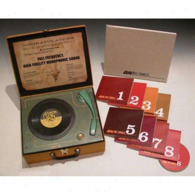 Pure Genius: The Complete Atlantic Recordings 1952-1959