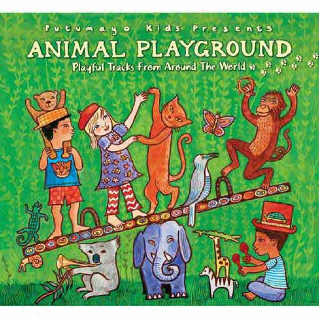 Putumayo Kids Presents: Animal Plauground (digi-pak)