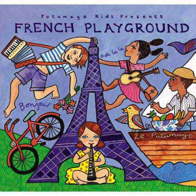 Putumayo Kids Presents: French Playground (digi-pak)
