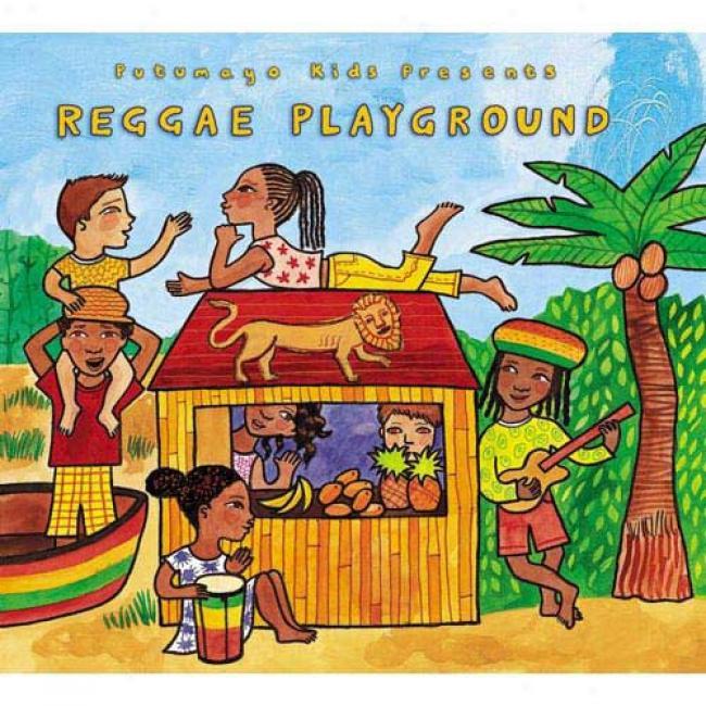 Putumayo Kids Presents: Reggae Playground (digi-pak)
