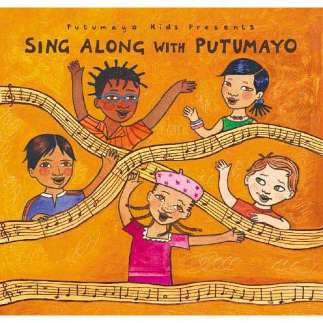 Putumayo Kids Presents: Sing Along With Putumayo (digi-pak)