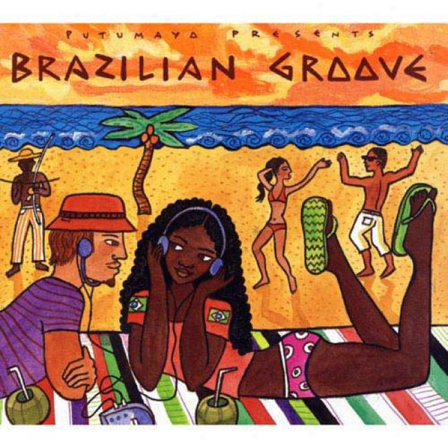 Putumayo Presents: Brazilian Groovee (digi-pak)
