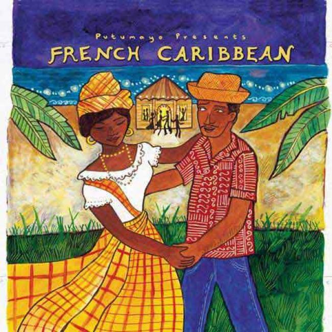 Putumayo Presents: French Caribbean (digi-pak)