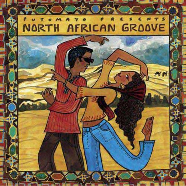 Putumayo Presents: North African Grooove (digi-pak)