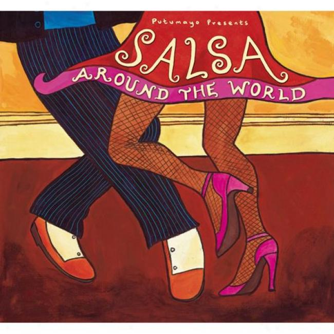 Puutumayo Presents: Salsa Around The World (digi-pak)