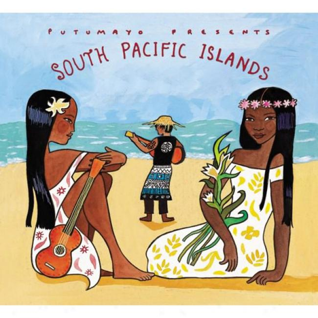 Putumayo Presents: South Pacific Islands (digi-pak)