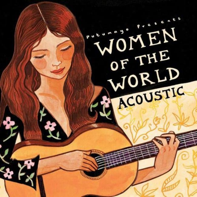Putumayo Presents: Women Of The World - Acoustic (digi-pak)