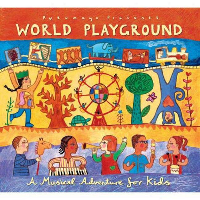 Putumayo Presents: World Playground (digi-pak)