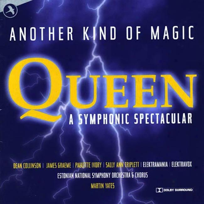 Queen: Another Kind Of Magic - A Symphonic Spectacular