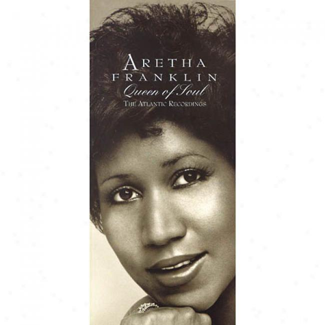 Queen Of Soul: The Atlantic Redordings (box Set) (remaster)