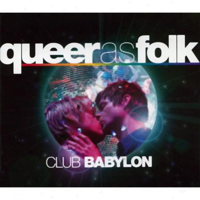 Queer As Folk: Club Babylon Soundtrack (2cd) (dugi-pak)