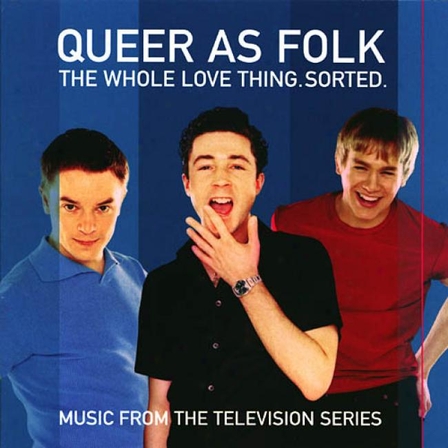 Odd As Folj: The Whole Love Thing. Sorted. Soundtrack