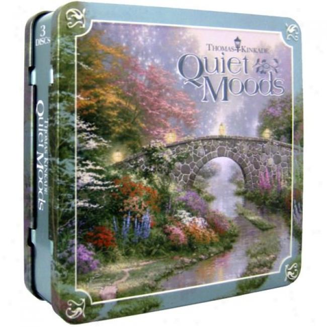 Quiet Moods (ccollector's Edition) (2 Disc Box Set) (includes Dvd)