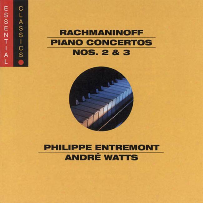 Rachmaninoff: Piano Conertos Nos.2 & 3 (remaster)