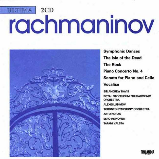Rachmaninov: Symphonic Dahces/piano Concerto No.4 (2cd)