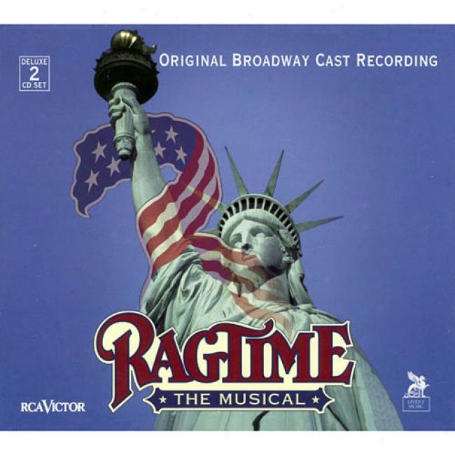 Ragtime: Thw Musical Soundtrack (2cd) (cd Slipcase)