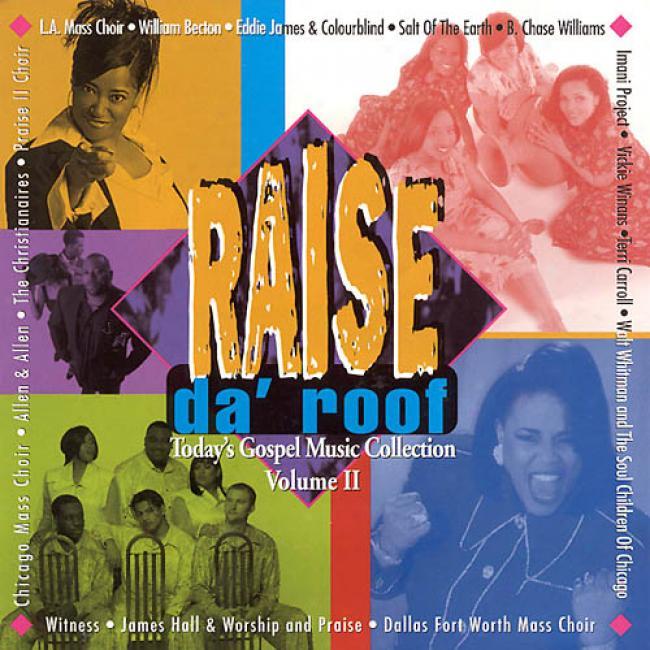 Raise Da' Roof: Today's Gospel Music Coplection Vo.l2