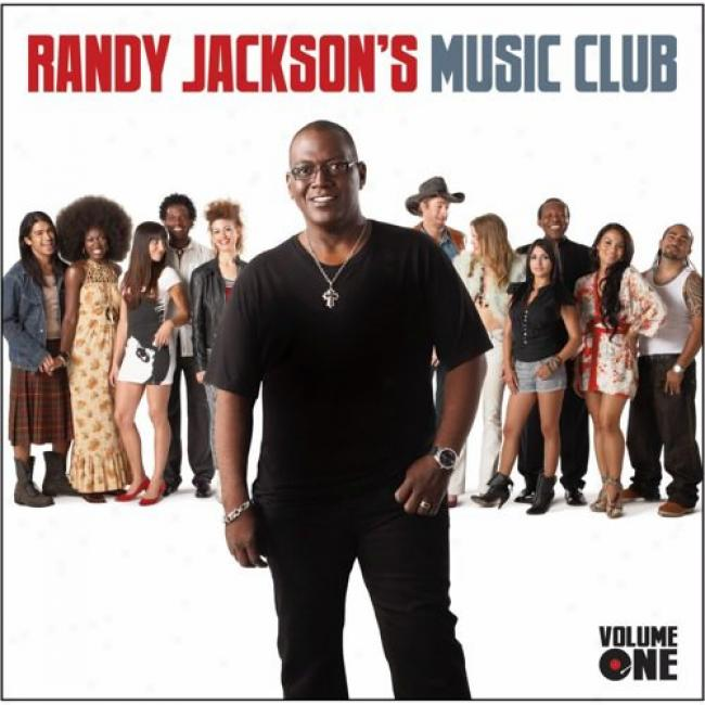 Randy Jackson's Muusic Club, Vol.1 (with 2 Illiberal Bonux Tracks)