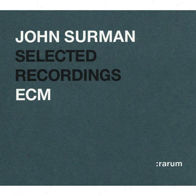 Rarum Xiii: Selected Recordings (digi-pak) (remaster)