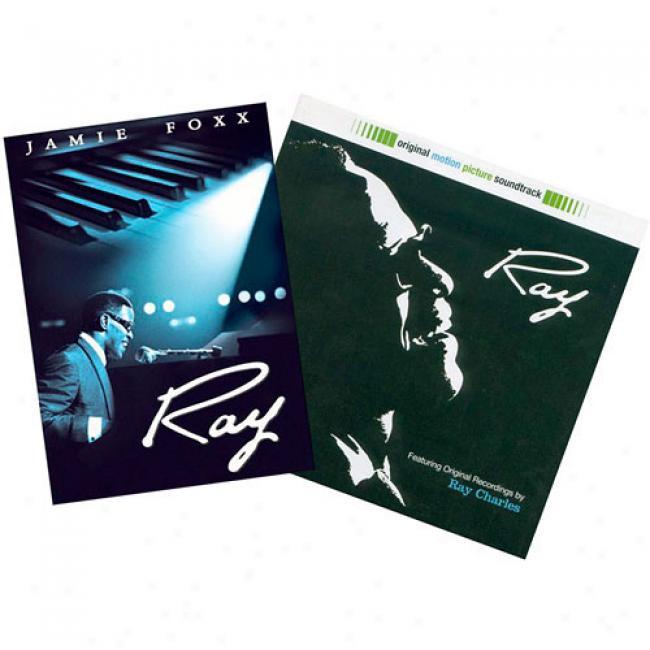 Ray Charles (dvd And Cd)