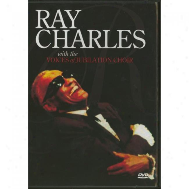 Ray Charles With The Voices Of Jubilation Choir (music Dvd) (amaray Case)