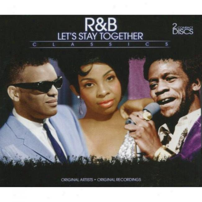 R&b: Let's Stay Together (box Set ) (cd Slipcase)