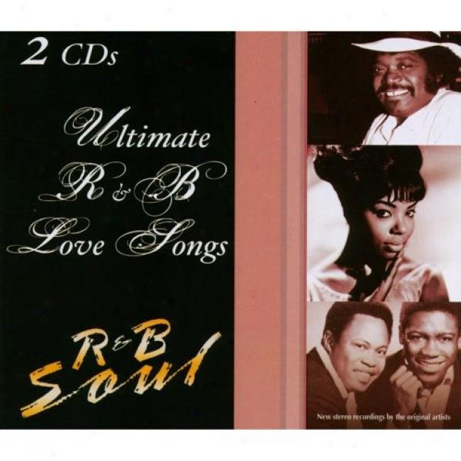 R&b Soul: Ultimate R&b Love Songs (2cd) (digi-pak)