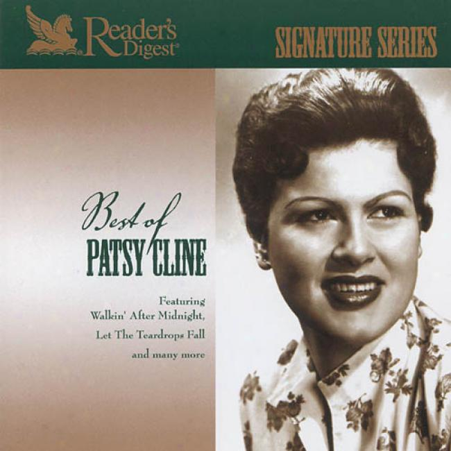 Reader's Digest Americana: Best Of Patsy Cline