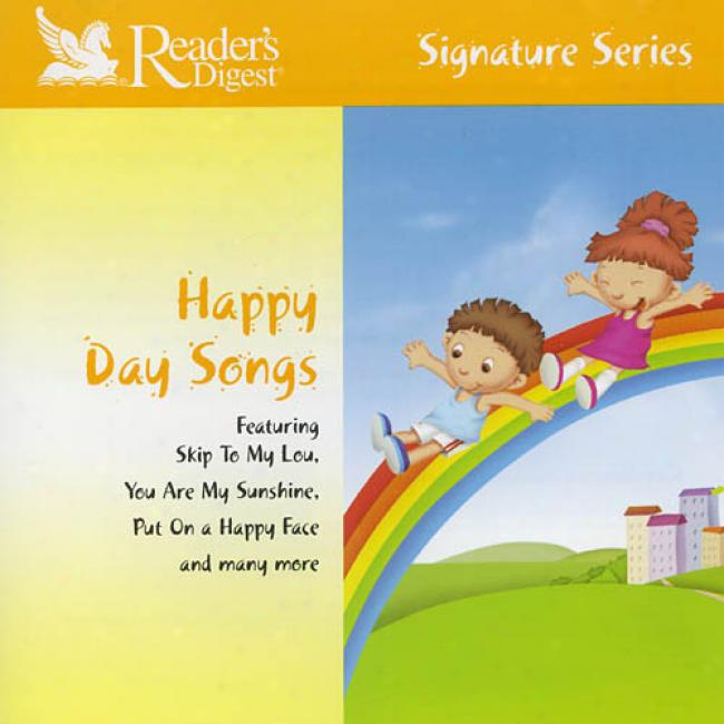 Reader's Digest: Signature Series - Happy Day Songs