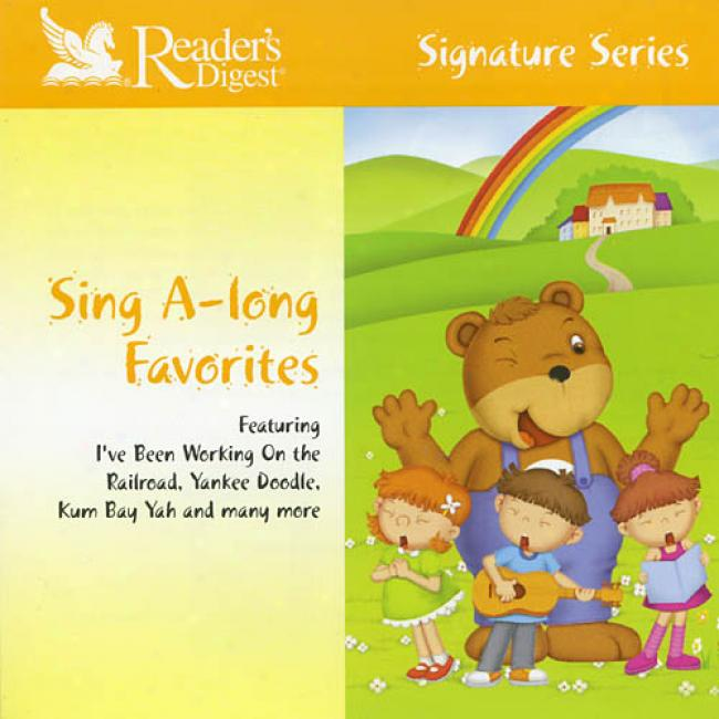 Reader's Digest: Signature Series - Sing-a-long Favorites