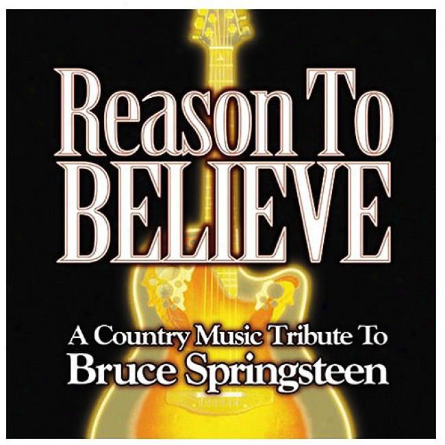 Reason To Believe: A Country Melody Tribute To Bruce Springsteen