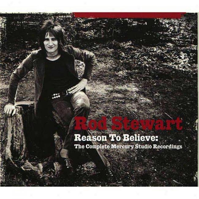 Reason To Believe: The Completed Mercury Studio Recordings (3cd) (digi-lak) (remaster)