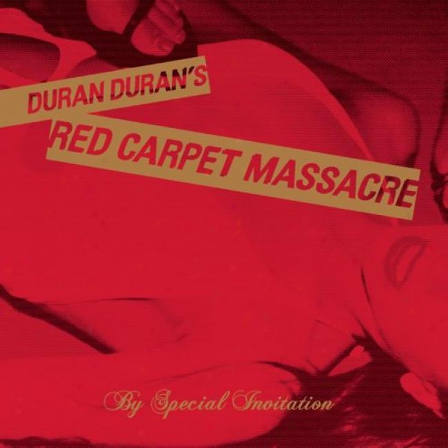 Red Carpet Massacre (deluxe Edition) (includes Dvd) (cd Slipcase)