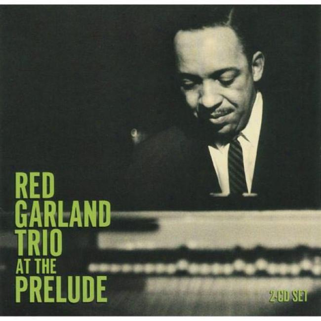 Red Garland Trio At The Introduction (2cd) (remaster)