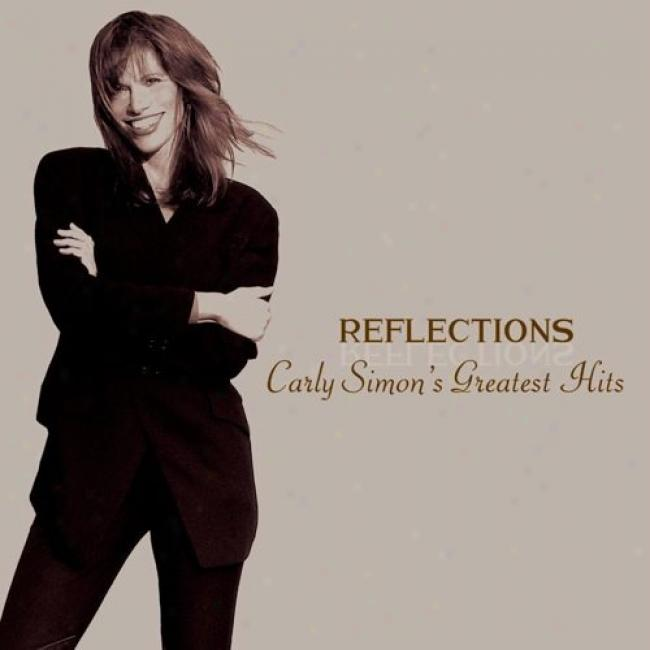 Reflections: Carly Simon's Greatest Hits (eco-frieendly Pacage)