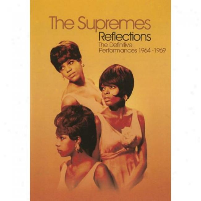 Reflections: The Definitive Performances 1964-1969 (music Dvd) (amaray Case)