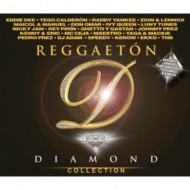 ReggaetonD iamond Collection (2 Diac Box Set) (includes Dvd)