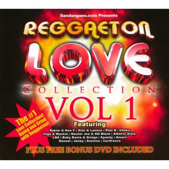 Reggaeton Love Collection, Vol.1 (includes Dvd)