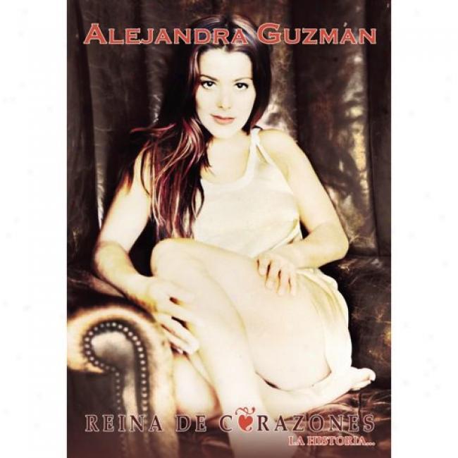 Reina De Corazones: La Historia... (music Dvd) (amaray Case)