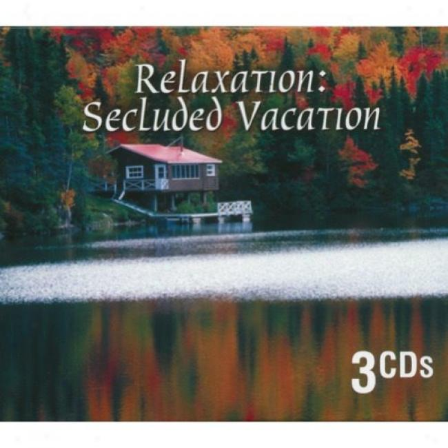 Rest: Secluded Vacation (3cd) (igi-pak)