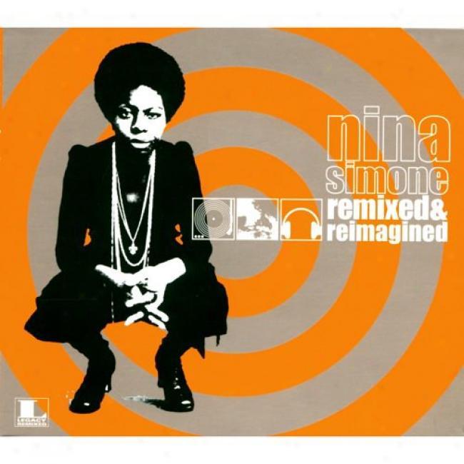 Remixed & Reimagined (limited Edition) (digi-pak)