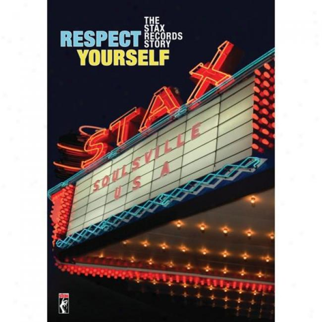 Respect Yourself: The Stax Records Story (music Dvd)