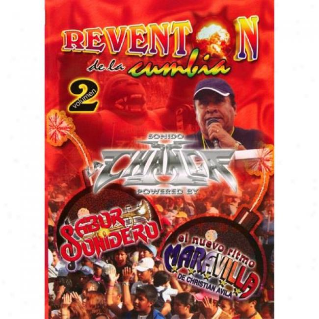 Reventon De La Cumbia, Vol.2 (music Dvd) (amaray Case)