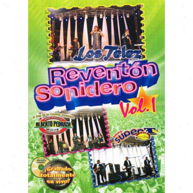 Reventon Sonidero, Vol.1 (music Dvd) (amaray Case)