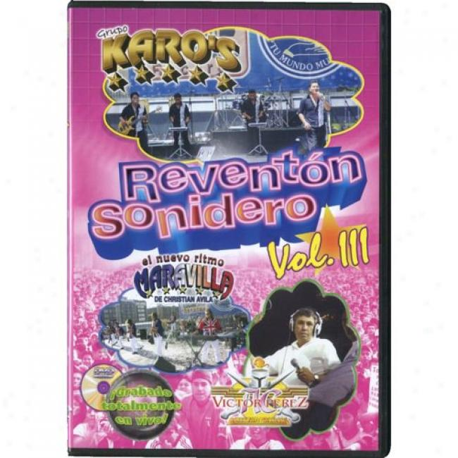 Reventon Sonidero, Vol.iii (music Dvd)_(amaray Case)