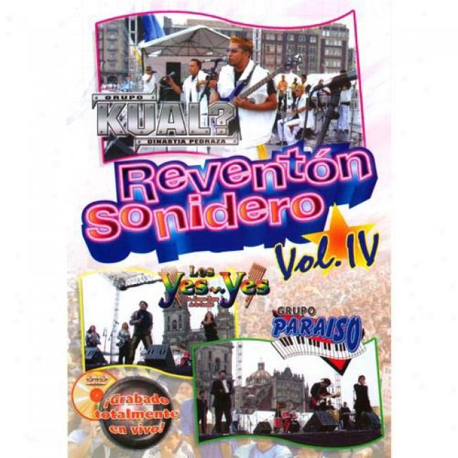 Reventon Sonidero, Vol.iv (music Dvd) (amaray Case)